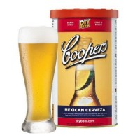 Beer Kit Coopers Mexican Cerveza - 23l (Clone Corona)