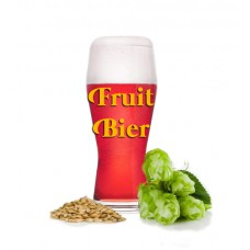 Kit Para Produzir 20 Litros de Fruit Beer Canal do Chopp