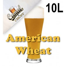 Kit Para Produzir 10 Litros de American Wheat do CANAL DO CHOPP - 1D BJCP