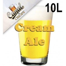 Kit Para Produzir 10 Litros de Cream Ale Chinook do CANAL DO CHOPP