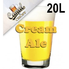 Kit Para Produzir 20 Litros de Cream Ale Chinook do CANAL DO CHOPP